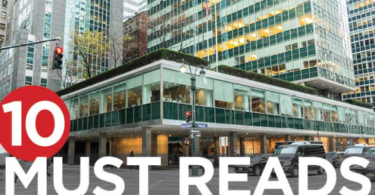 10 Must Reads for the CRE Industry Today (July 9, 2015)