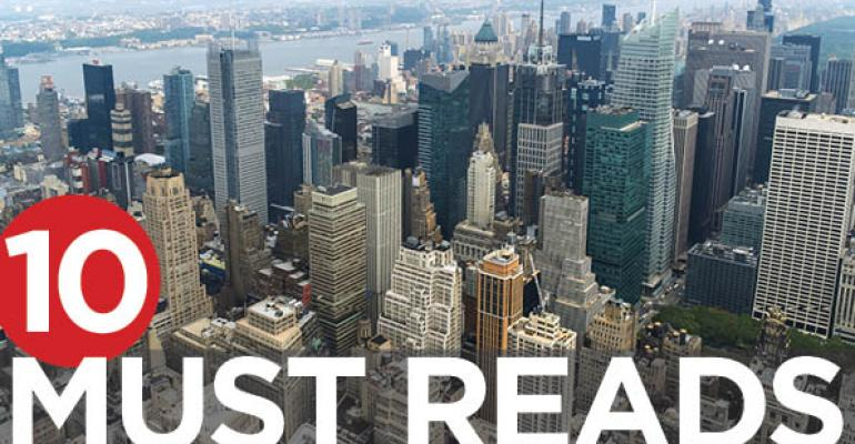 10 Must Reads from the CRE Industry Today (July 16, 2015)