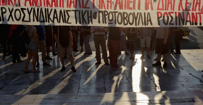 No Threat: Greek Crisis Won't Hurt U.S. CRE