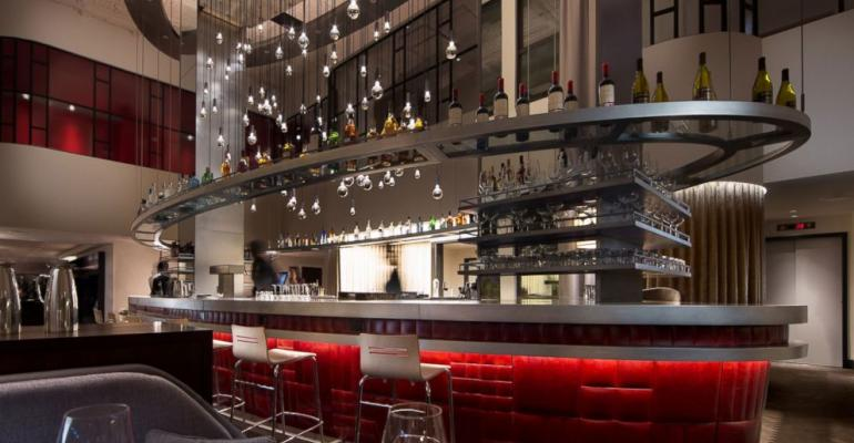 Hotel Chains Invest in Sky Bars to Drive Add-On Revenues