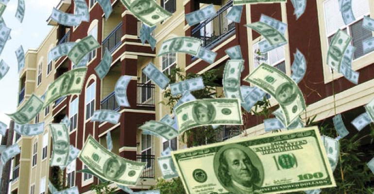 Best Rent Growth in 15 Years for Apartments