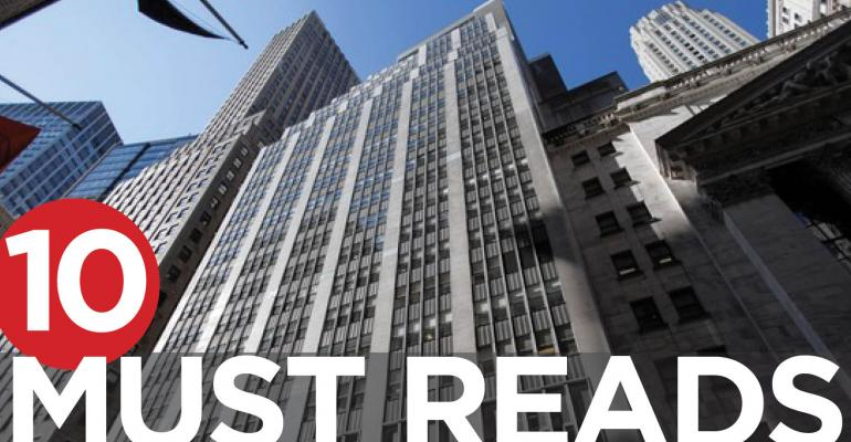 10 Must Reads for the CRE Industry Today (August 10, 2015)