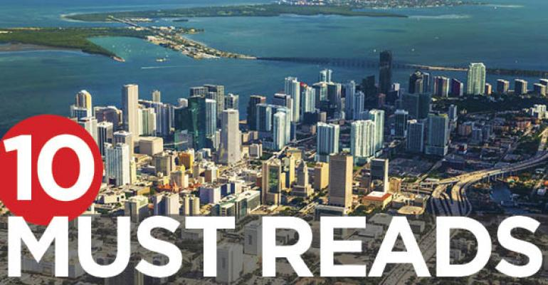 10 Must Reads from the CRE Industry Today (August 19, 2015)