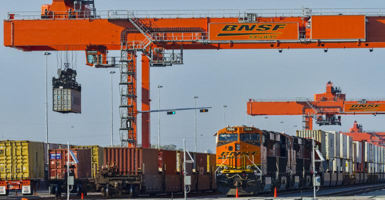 Top 5 Mid-Country Intermodal Markets
