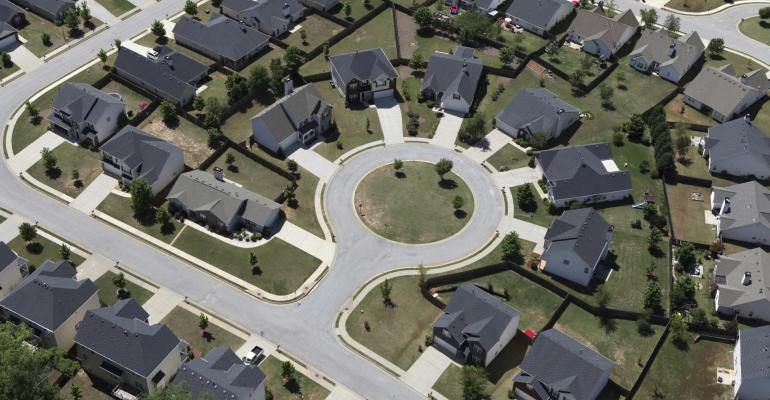 Developers Move Into Single-Family Rental Homes Sector