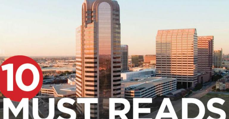 10 Must Reads for the CRE Industry Today (September 23, 2015)