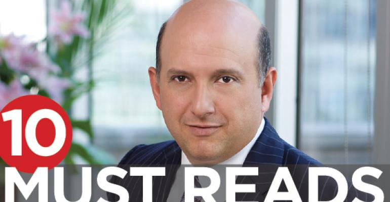 10 Must Reads for the CRE Industry Today (September 28, 2015)