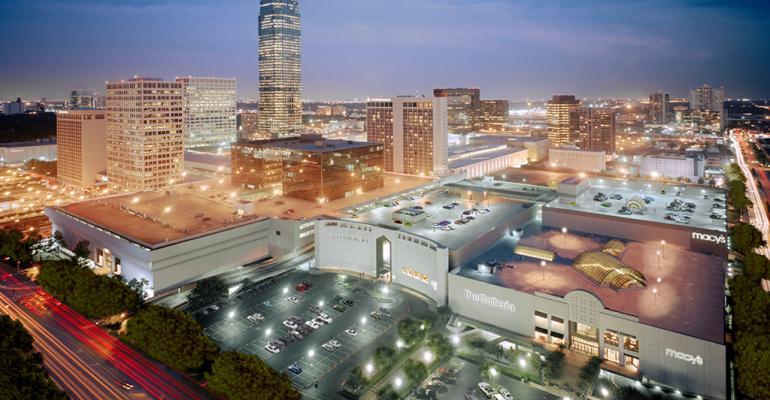 The Galleria in Houston