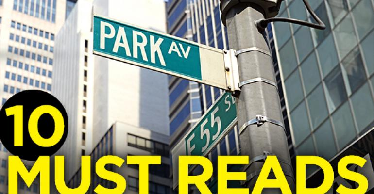 10 Must Reads for the CRE Industry Today (September 14, 2015)