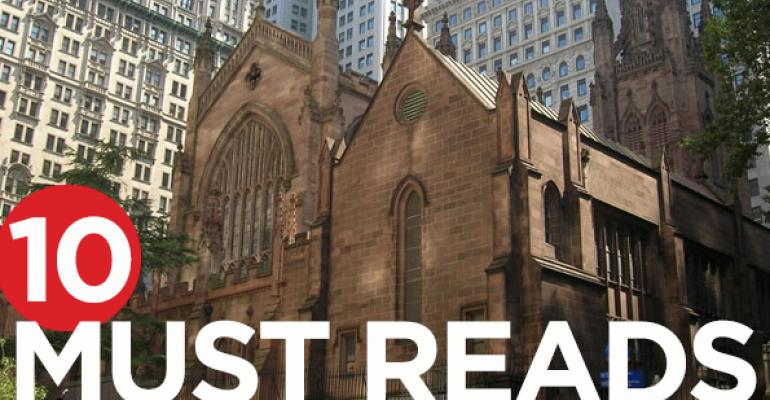 10 Must Reads for the CRE Industry Today (September 10, 2015)