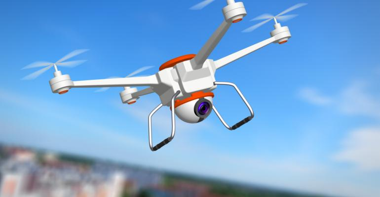 Drone Technology Might Guide the Next CRE Investment Boom