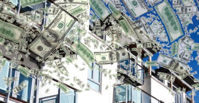 Multifamily Lending Starting to Level Off