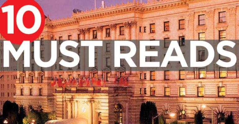 10 Must Reads for the CRE Industry Today (Dec. 14, 2015)