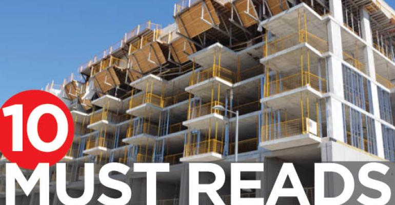10 Must Reads for the CRE Industry Today (January 6, 2016)