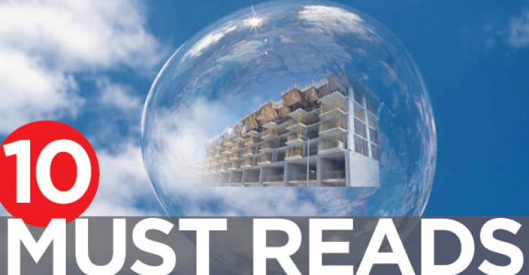 10 Must Reads for the CRE Industry Today (January 12, 2016)