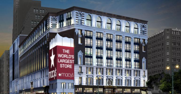 Can Macy's Find a Way to Unlock the Value of its Real Estate?