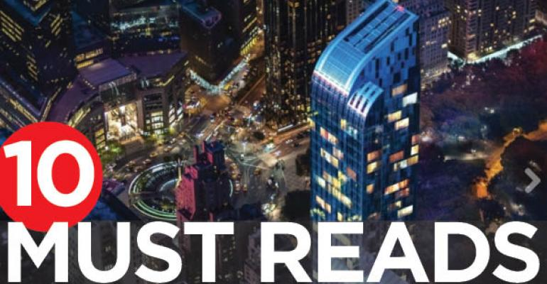 10 Must Reads for the CRE Industry Today (March 11, 2016)