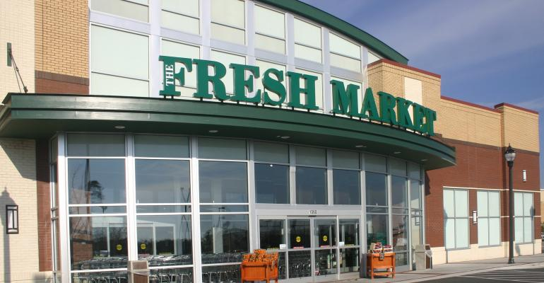 Fresh Market Spruces Up Amid Word that Kroger Wants to Buy