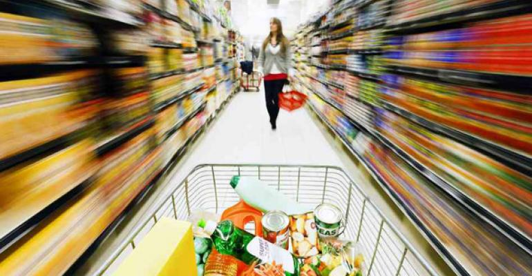 Who's Winning the Grocery Race?