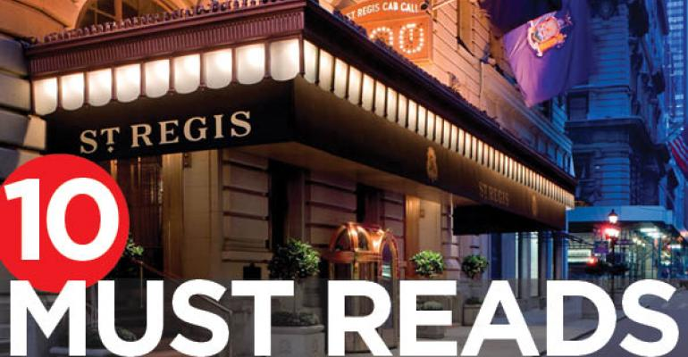 10 Must Reads for the CRE Industry Today (May 5, 2016)