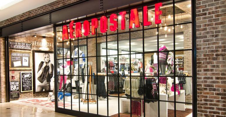 Leaving a Mall Near You? Aéropostale's Path to Drastic Store Closures