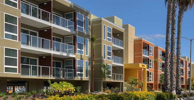 Apartment REITs Continue Their Selling Spree