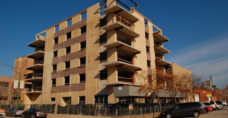 Apartment Asset Development Slows
