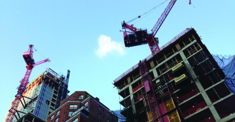Manhattan's Newest Condo Developer Speeds Up in Slowing Market