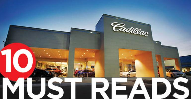 10 Must Reads for the CRE Industry Today (June 1, 2016)