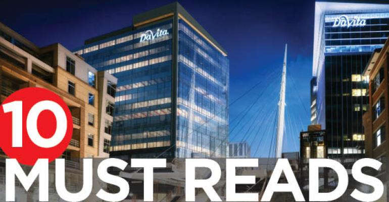 10 Must Reads for the CRE Industry Today (June 21, 2016)