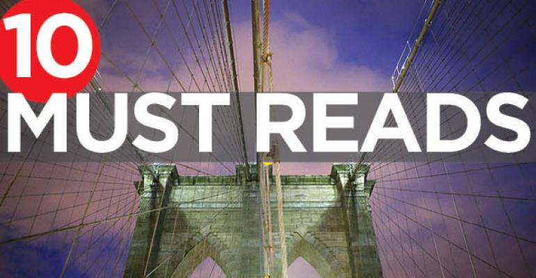 10 Must Reads for the CRE Industry Today (June 23, 2106)