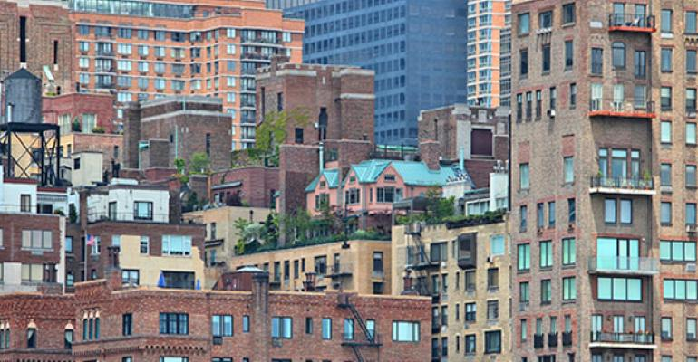 Multifamily Vacancies Rise Downtown