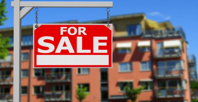 Investors Resist High Prices on Multifamily Assets