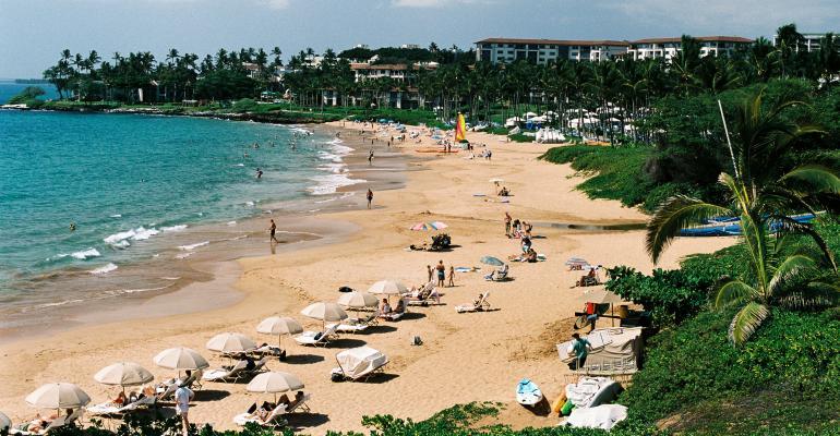 Beachfront Resorts, Landmark Hotels Draw S. Korean Investors