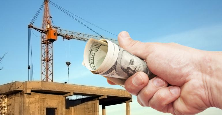 Banks Take a Step Back on Construction Loans
