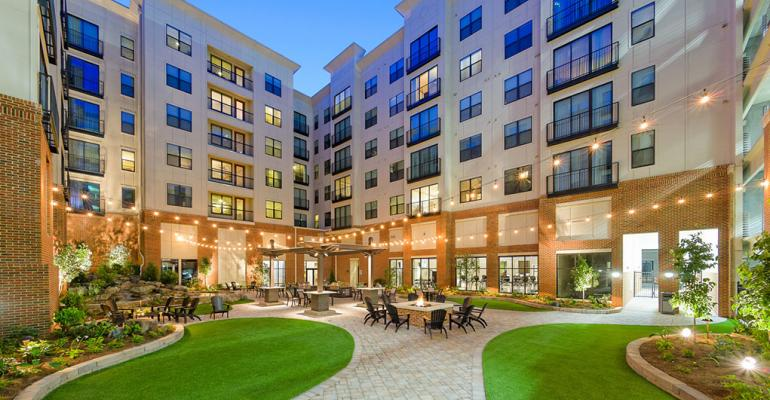 Student Housing Sector Continues to Outperform