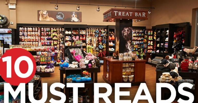 Ten Must Reads Pet Retail Brands