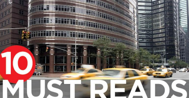 10 Must Reads for the CRE Industry Today (August 26, 2015)