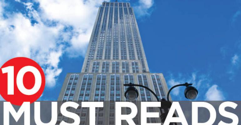 10 Must Reads for the CRE Industry Today (August 24, 2016)