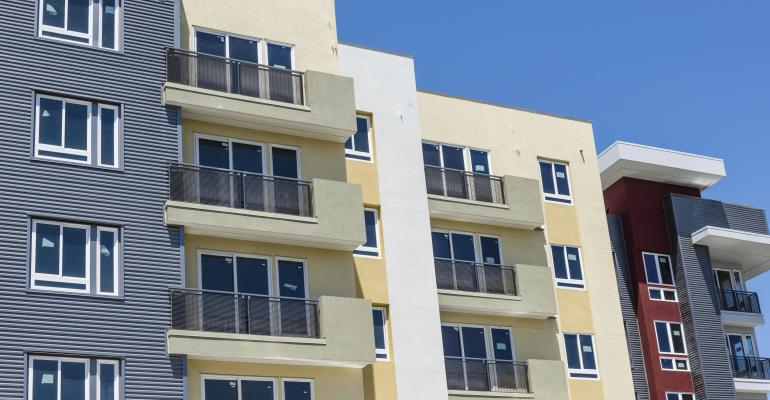 Apartment REITs Return to Buying Properties