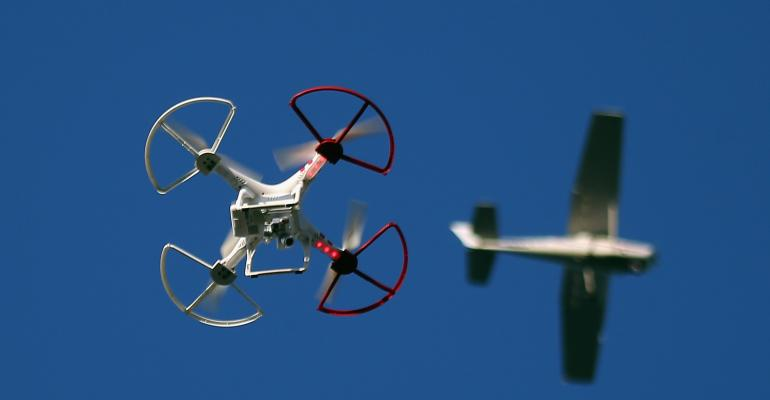 How Drone Use Could Impact the Warehouse Sub-Sector