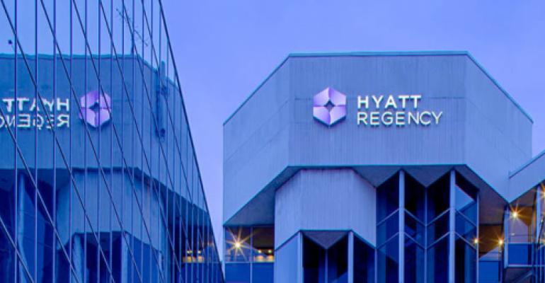 Hyatt CEO Says Hotel Company in Active Talks on 'Couple' Sales