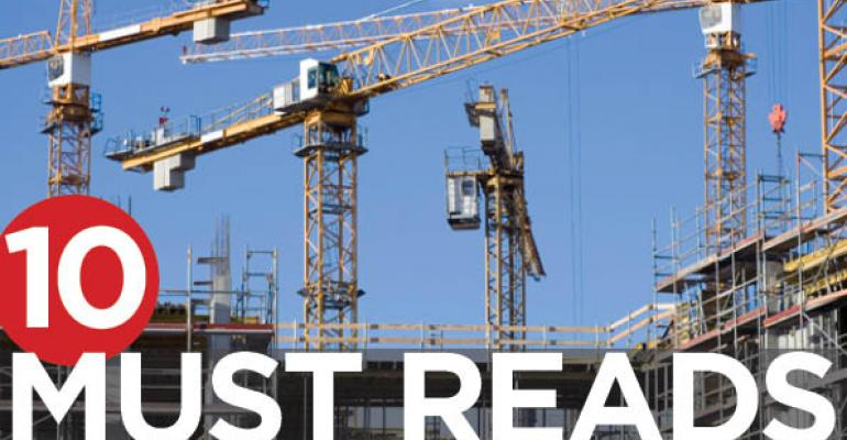 10 Must Reads for the CRE Industry Today (September 12, 2016)