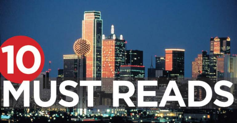 10 Must Reads for the CRE Industry Today (September 14, 2016)
