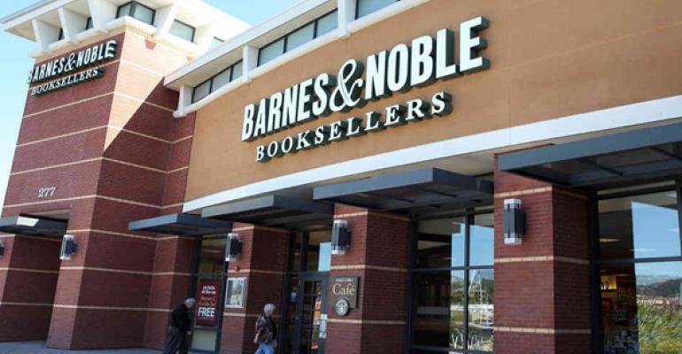 Barnes & Noble Aims to Grow By Shrinking Retail Footprint