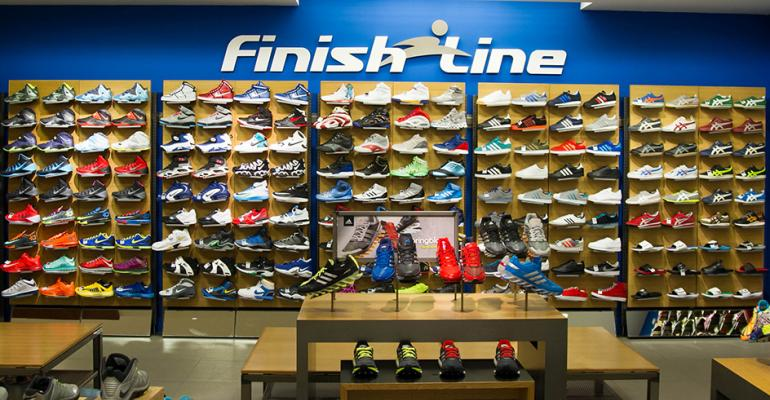 Finish Line Shows the Benefits of Closing Stores: Gadfly