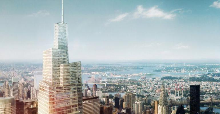 SL Green Sees Getting Loan for Manhattan Tower by Month's End