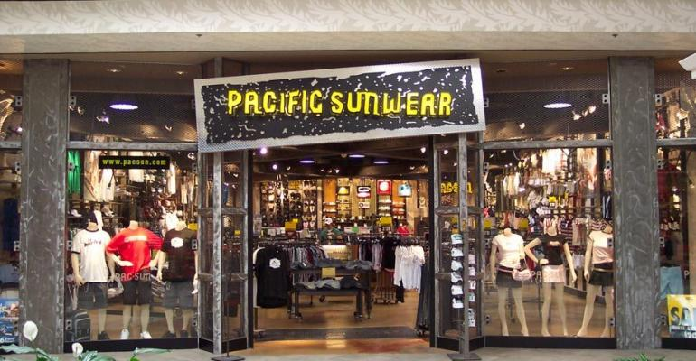Pacific Sunwear Has 'Retailer's Dream' as Bankruptcy Wraps Up