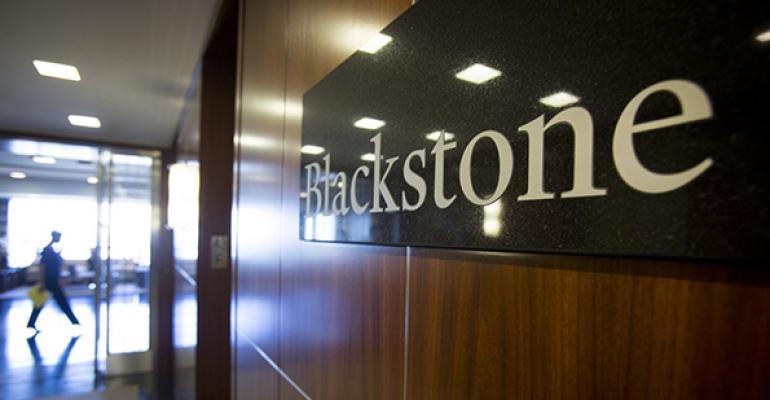 Blackstone third quarter estimates