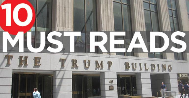 10 Must Reads for the CRE Industry Today (November 22, 2016)